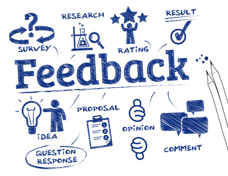 How well do you receive feedback?