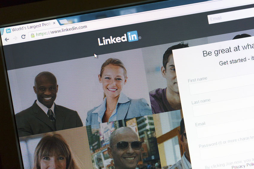 When was the last time you updated your Linkedin profile?